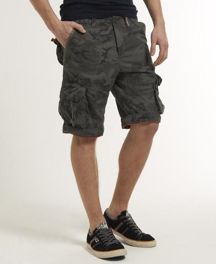 Superdry Camo Ripstop Shorts - Men's Shorts