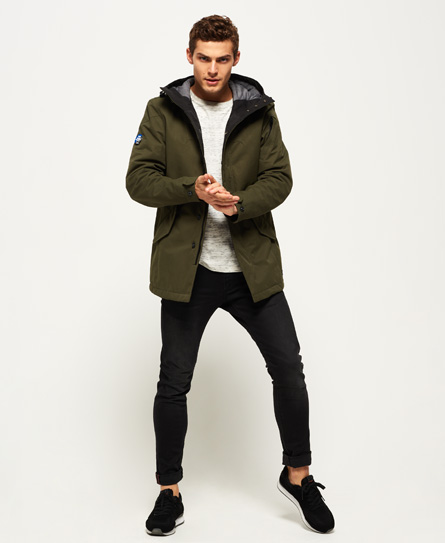 Superdry Harbour Dock Parka