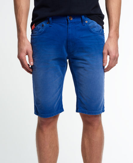 Clearance Store For Sale Best Wholesale Cheap Price Worn Wash Jean Shorts Superdry Best Online Footlocker Cheap Online y1qo8Ayx