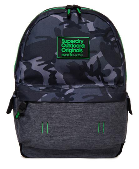 Superdry Superdry Inter Montana rygsæk med camodesign