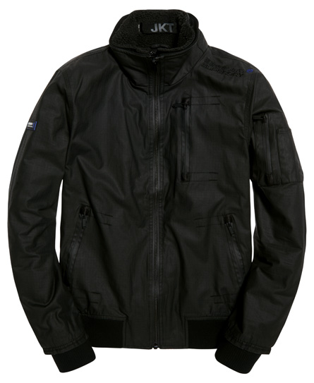 Superdry New Moody Ripstop Bomber Jacket