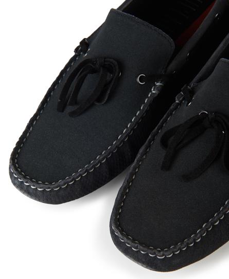 superdry chaussures de conduite chaussures pour homme. Black Bedroom Furniture Sets. Home Design Ideas