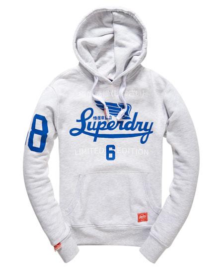 superdry limited icarus hoodie herren hoodies. Black Bedroom Furniture Sets. Home Design Ideas