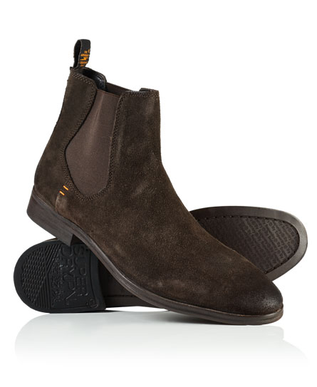 meteor chelsea boots herren stiefel. Black Bedroom Furniture Sets. Home Design Ideas