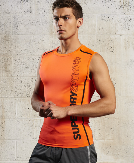 Superdry Superdry Sport Athletic tanktop