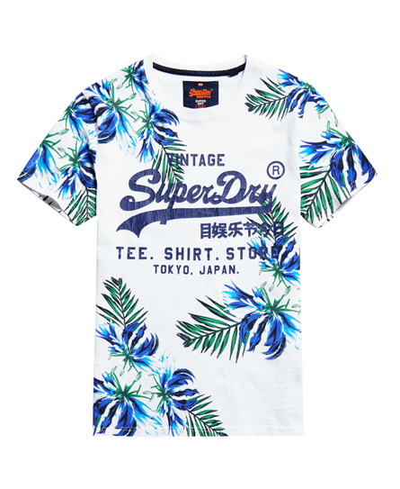 Mens t shirts shop t shirts for men online superdry for Surf shop tee shirts