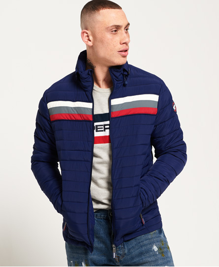 Superdry Colour Stripe Fuji Jacket
