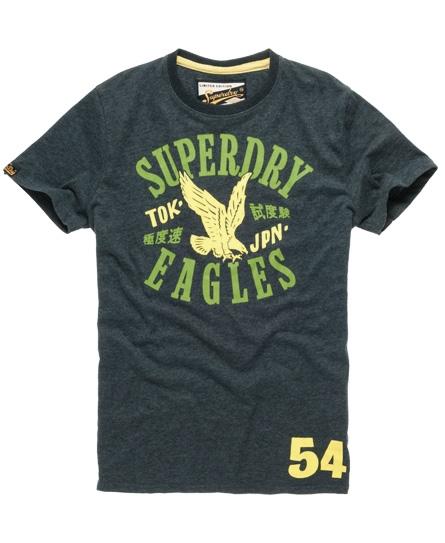 superdry eagle t shirt herren t shirts. Black Bedroom Furniture Sets. Home Design Ideas
