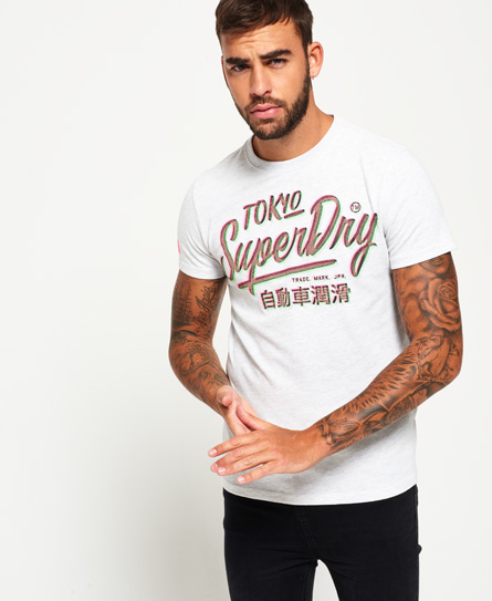Superdry - Camiseta Ticket Type - 2