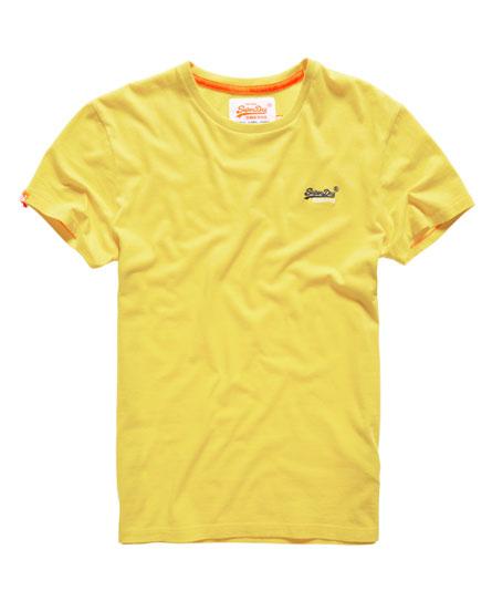 superdry orange label vintage embroidery t shirt herren t shirts. Black Bedroom Furniture Sets. Home Design Ideas