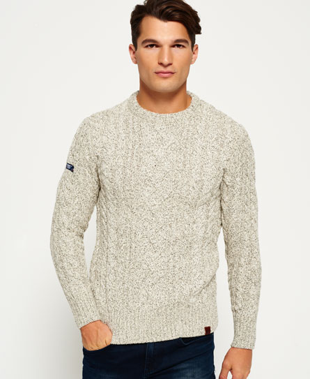 Superdry Jacob Heritage Crew Neck Jumper