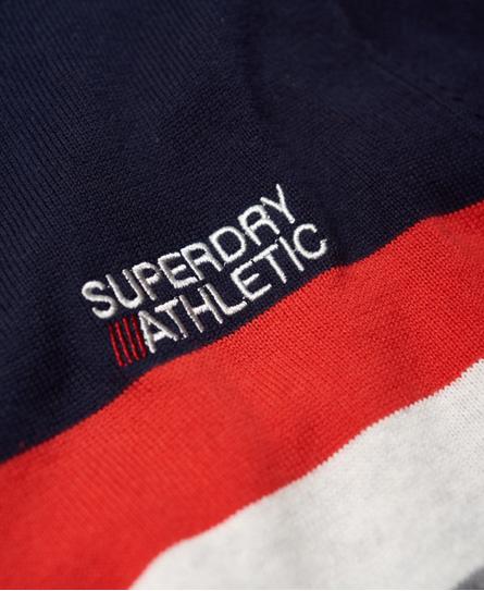 Superdry Athletic Tour Crew Jumper