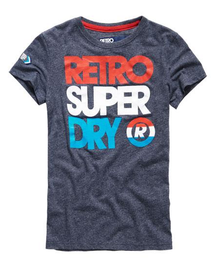 Superdry Retro T-shirt - Men's T Shirts