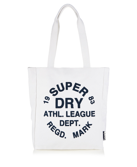 Superdry Superdry Athletic League lærredsnet