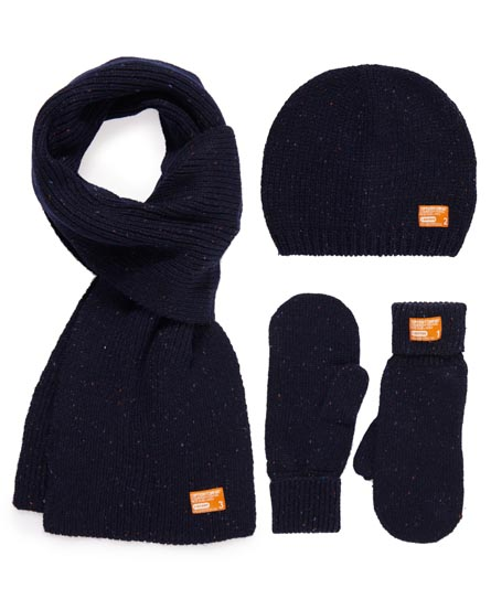 Superdry Super Bundle Navy