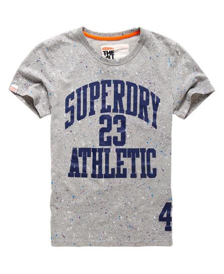 Superdry Splatter All Over Print T-shirt