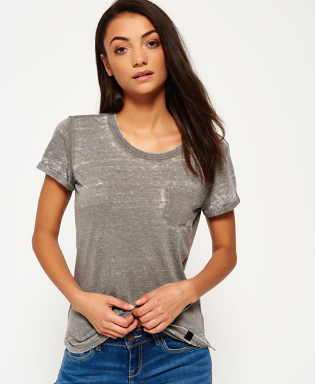 Superdry Superdry Burnout Pocket T-shirt