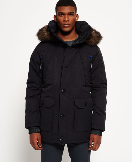 Superdry 1st AD Aviator Down Parka