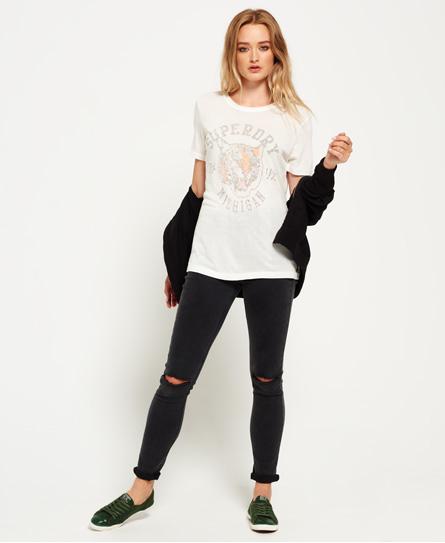 Superdry Olivia Collegiate T-Shirt