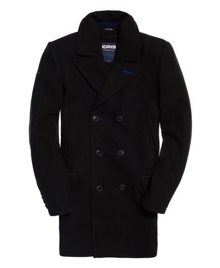 Superdry IE Iconic Battle Dress Coat