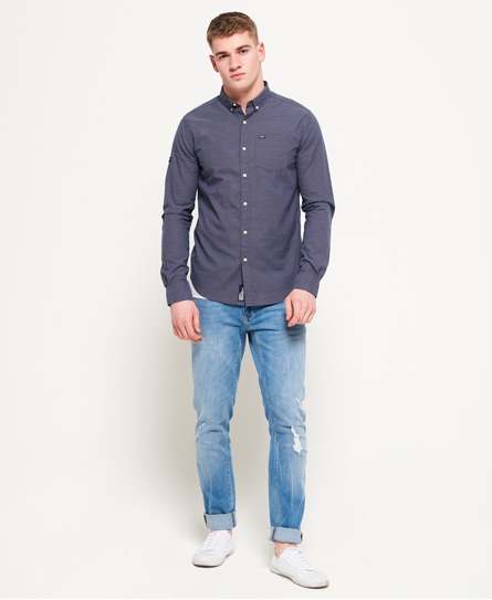 Superdry Pinpoint Oxford Shirt