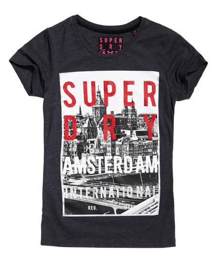 Box Photo City Amsterdam T-shirt