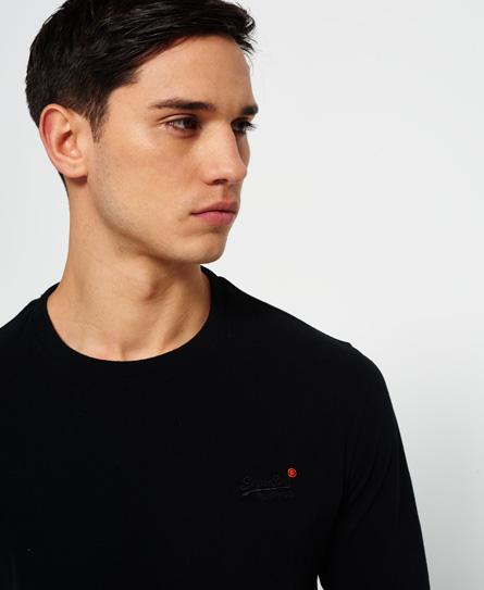 Superdry Vintage geborduurd T-shirt met lange mouwen