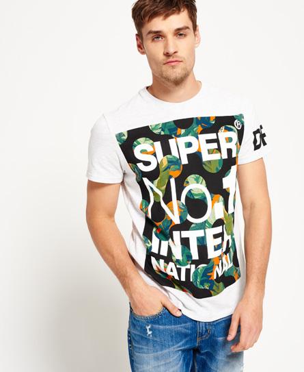 International Boxed T-shirt