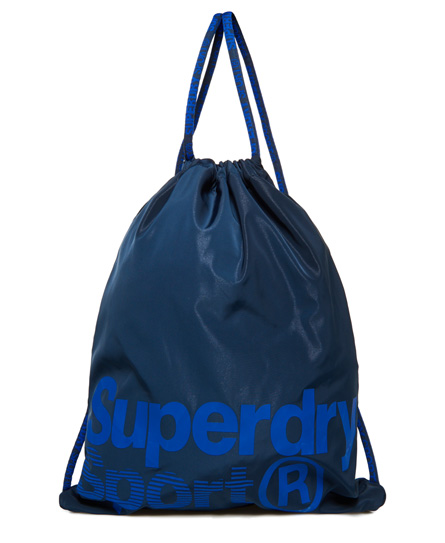 Free Shipping For Cheap Superdry Drawstring Sports Bag OLsRZEkPD