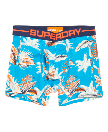 Superdry Hawaiian 運動四角褲