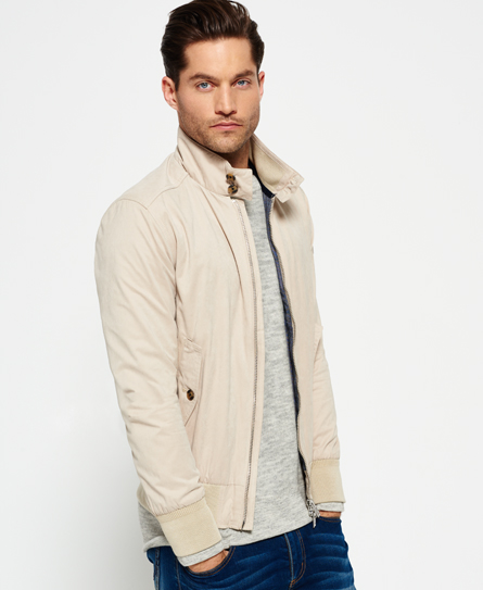 Nordic Harrington Jacket