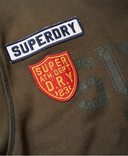 Superdry Upstate Wash Crew Neck Sweatshirt