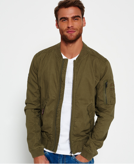 Rookie Duty Bomber Jacket