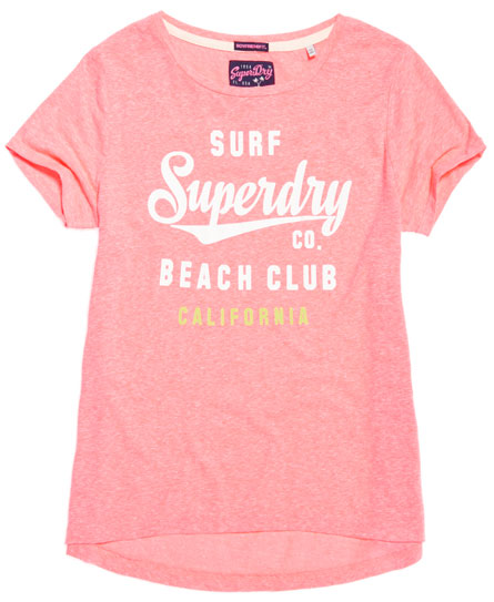 Surf Club boyfriend T-shirt