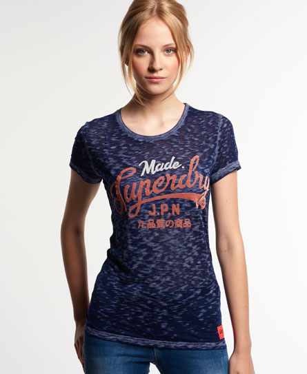 superdry made t shirt damen t shirts. Black Bedroom Furniture Sets. Home Design Ideas