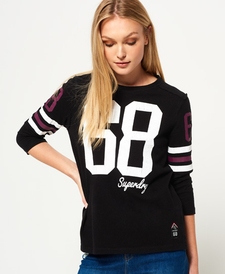 Superdry Atherton Baseball top