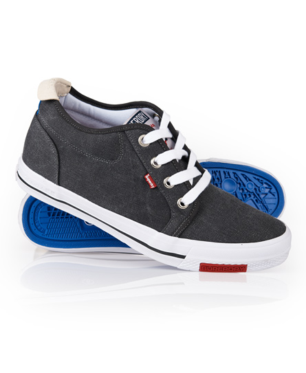 Superdry Larceny Sneakers Black