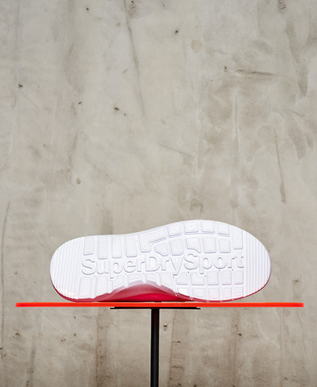 Superdry Baskets Super Mesh Runner