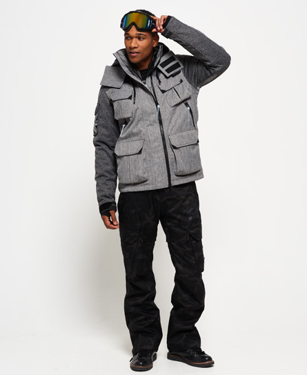 Superdry Ultimate Lux Snow Multi Jacket