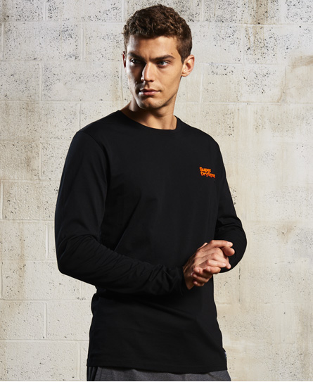 Superdry Superdry Sport Label Long Sleeve T-shirt