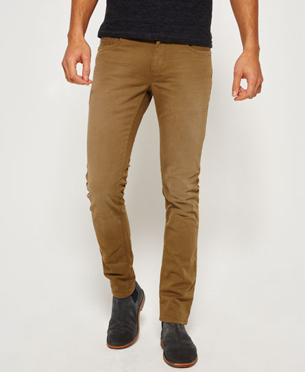 worn sandstorm Superdry Jeans Worn Wash