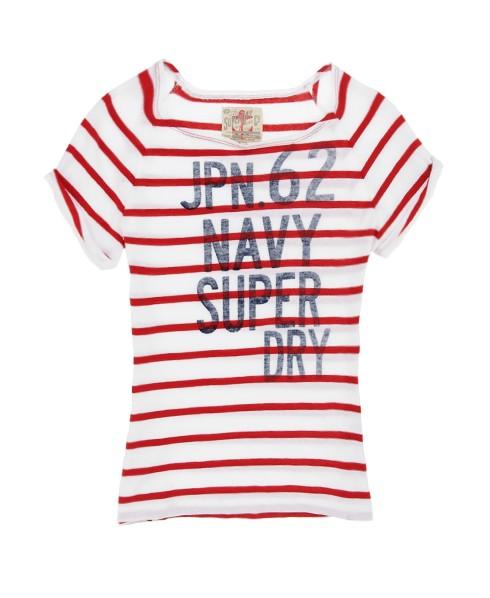 Superdry Navigator T-shirt White