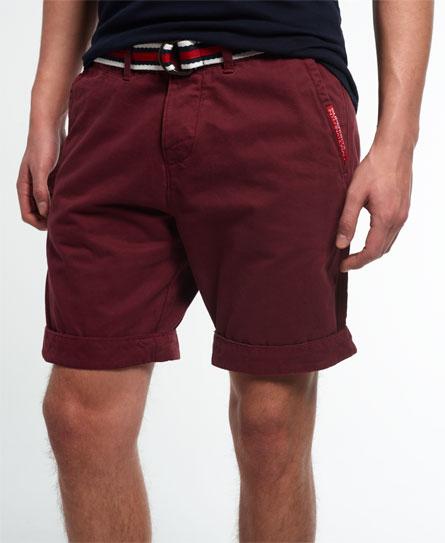 port Superdry International Chino Shorts