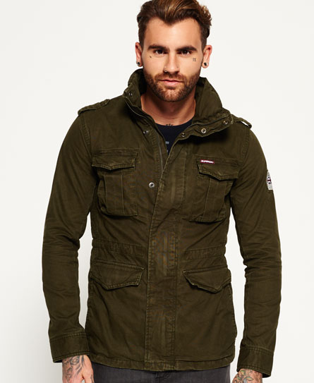 Rookie Heavy Weather Field Jacket