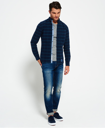 Superdry Ultimate Pinpoint Oxford Shirt