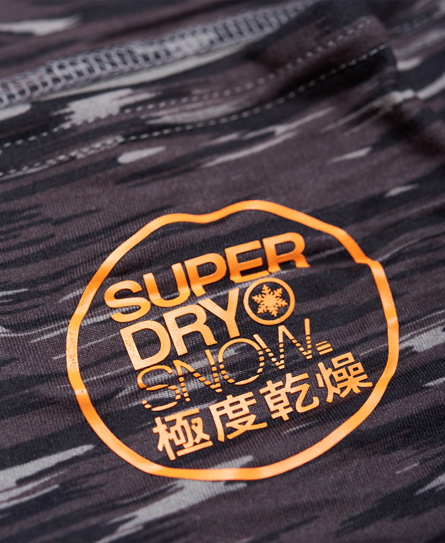 Superdry Braga para el cuello Superdry Carbon Snowtube