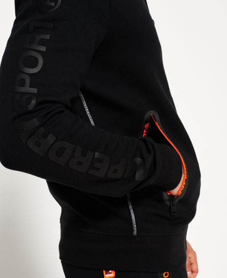 Superdry Gym Tech Bomber Jacket