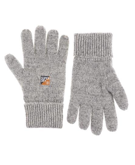 Superdry Misty Gloves Grey