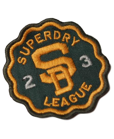 Superdry Custom pack met geweven badges