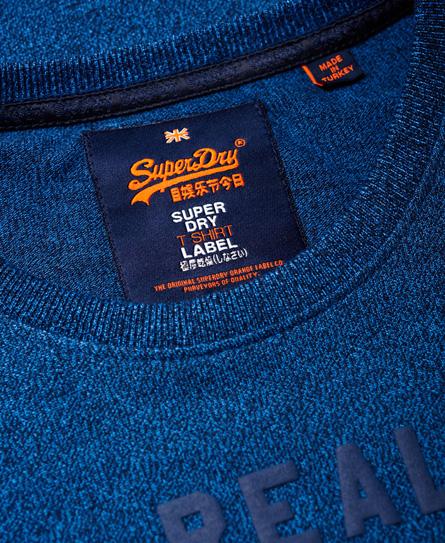 Superdry Vintage Authentic Long Sleeve Tonal T-Shirt
